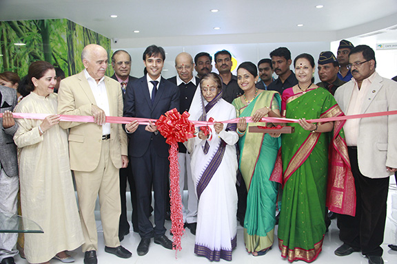 Inauguration of Asian Eye Hospital by Pratibha Tai Patil (Ex-President)