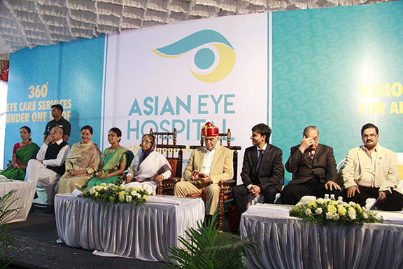 Inauguration of Asian Eye Hospital-8