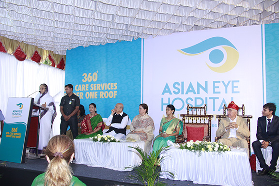 Inauguration of Asian Eye Hospital-10