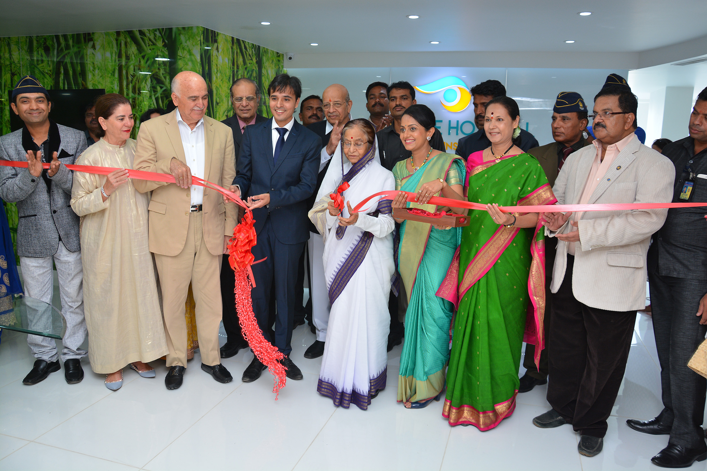 Inauguration of Asian Eye Hospital-11