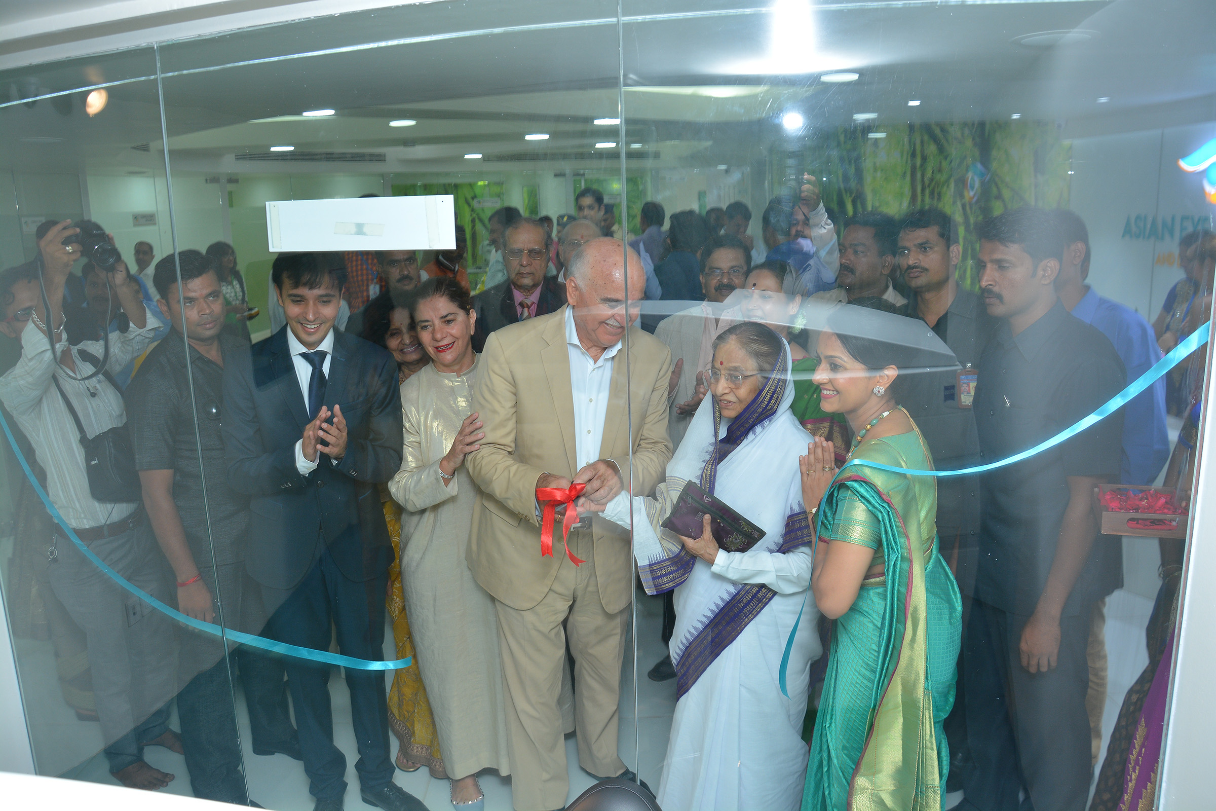 Inauguration of Asian Eye Hospital-12