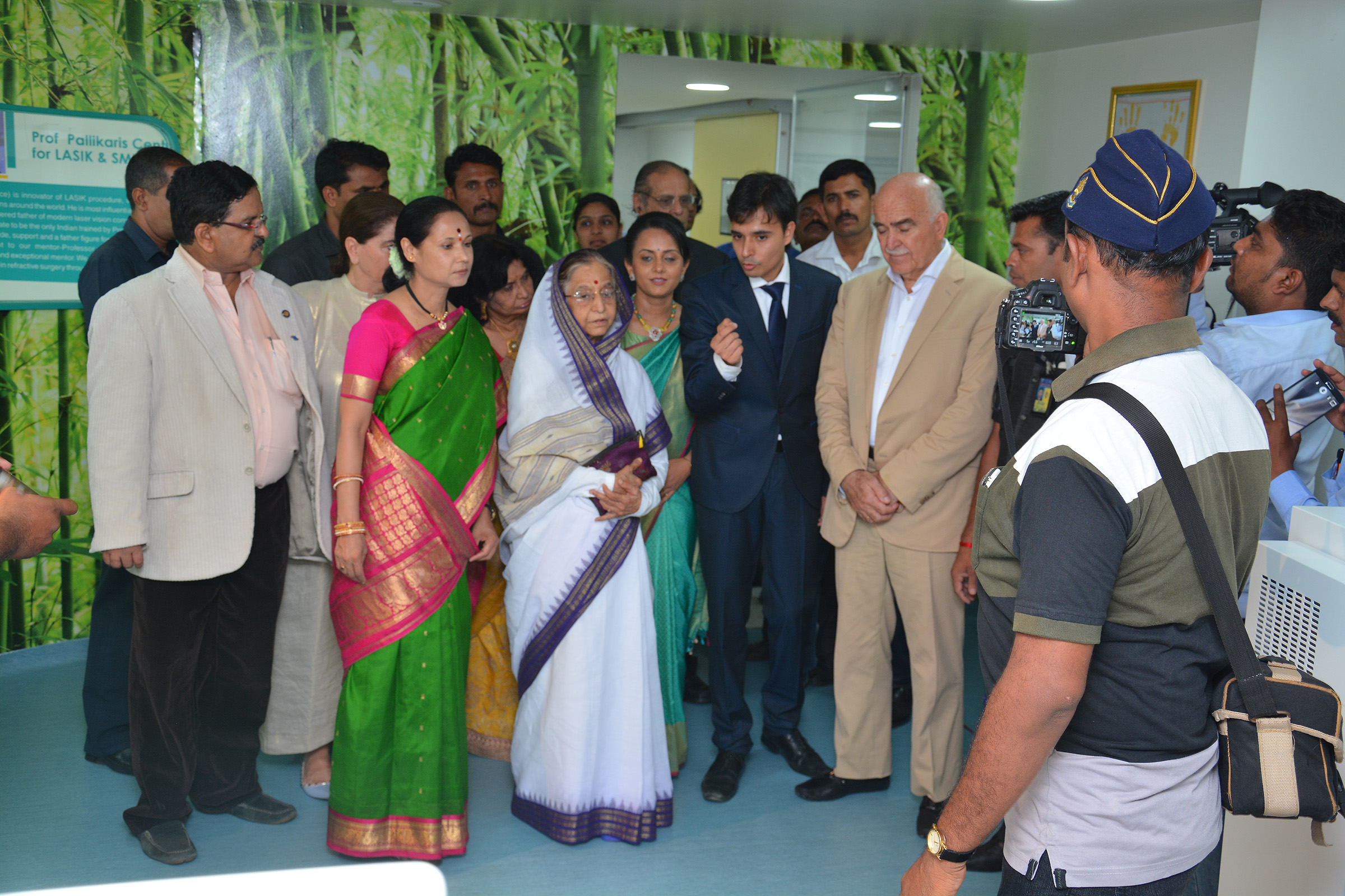 Inauguration of Asian Eye Hospital-14