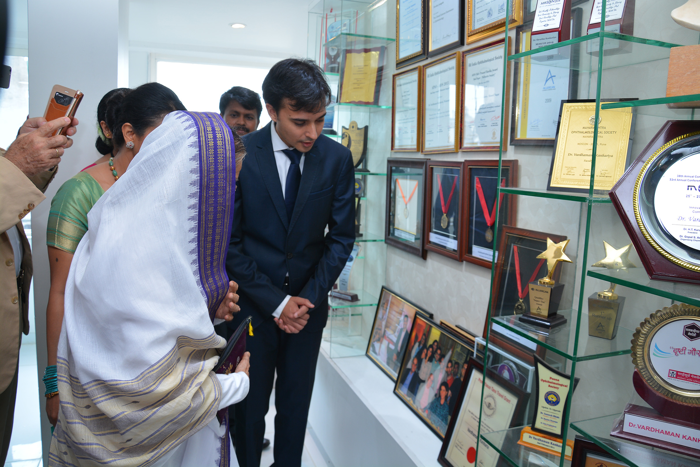 Inauguration of Asian Eye Hospital-16