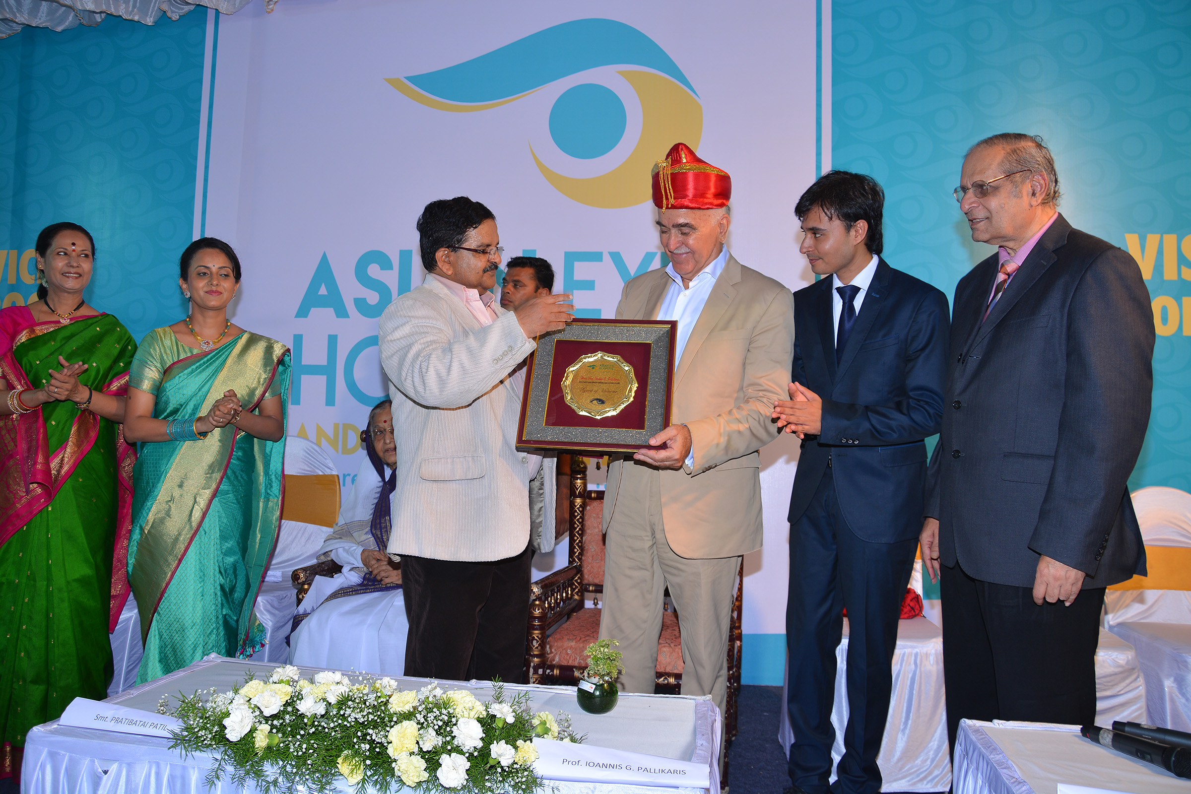 Inauguration of Asian Eye Hospital-20