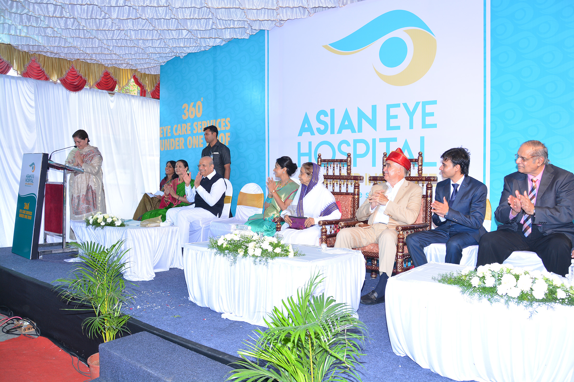 Inauguration of retina clinic in pune