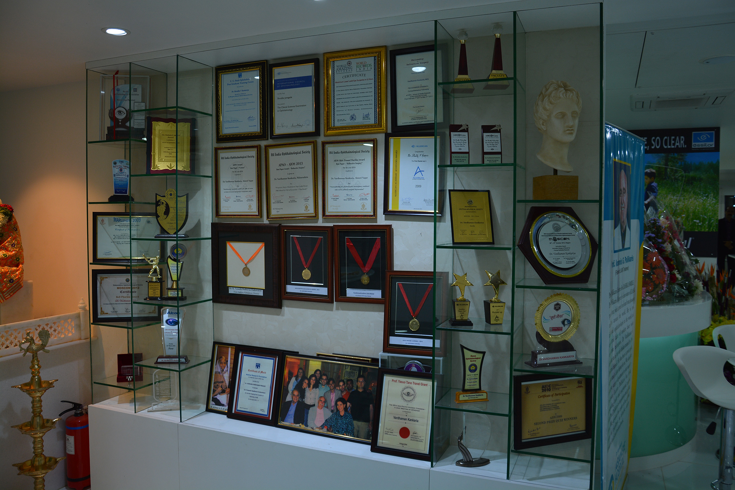 Asian Eye Hospital - Awards